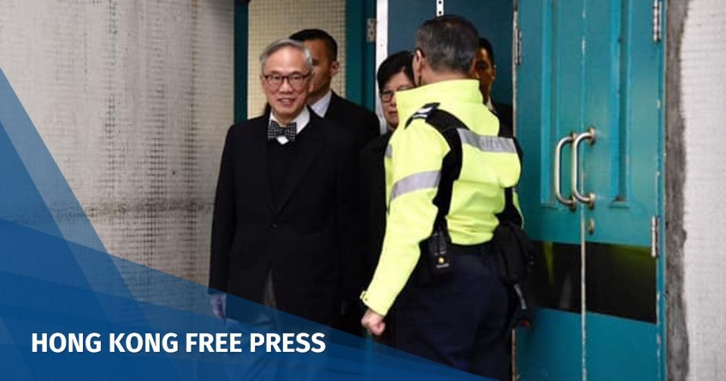 Ex-Hong Kong leader Donald Tsang released from jail, vows to persist in 'seeking justice' | Hong Kong Free Press HKFP