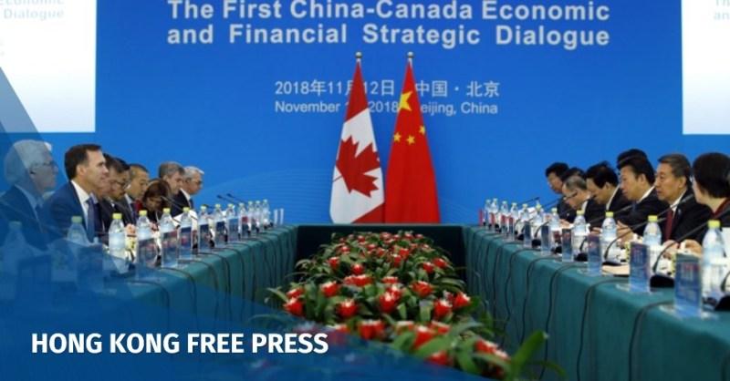 canada china talks