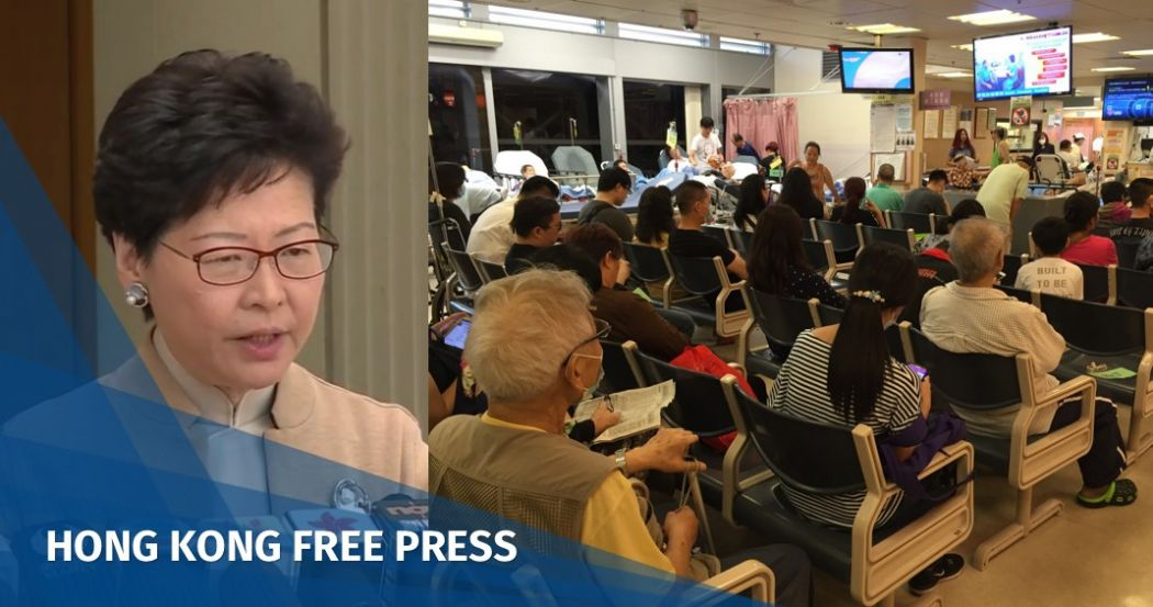 ac6d979935e20 HK$500 million reserved for hospitals to tackle flu crisis, following  protests by medics | Hong Kong Free Press HKFP