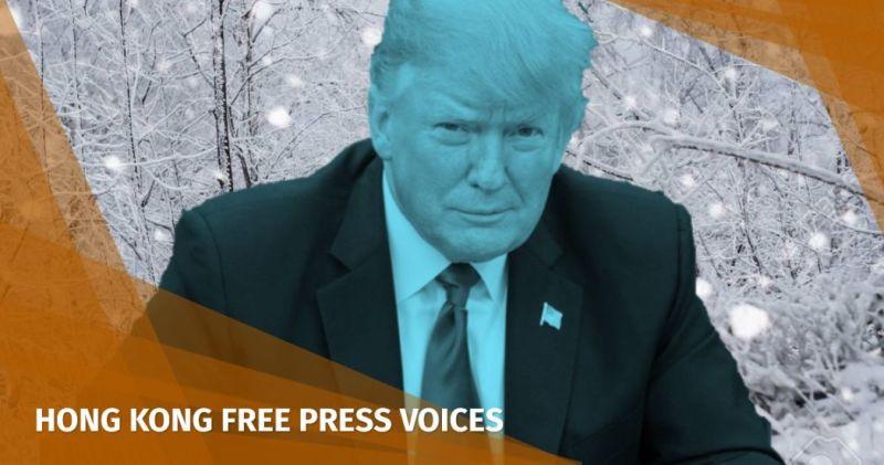 Donald Trump polar vortex