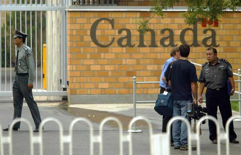 Canada consulate