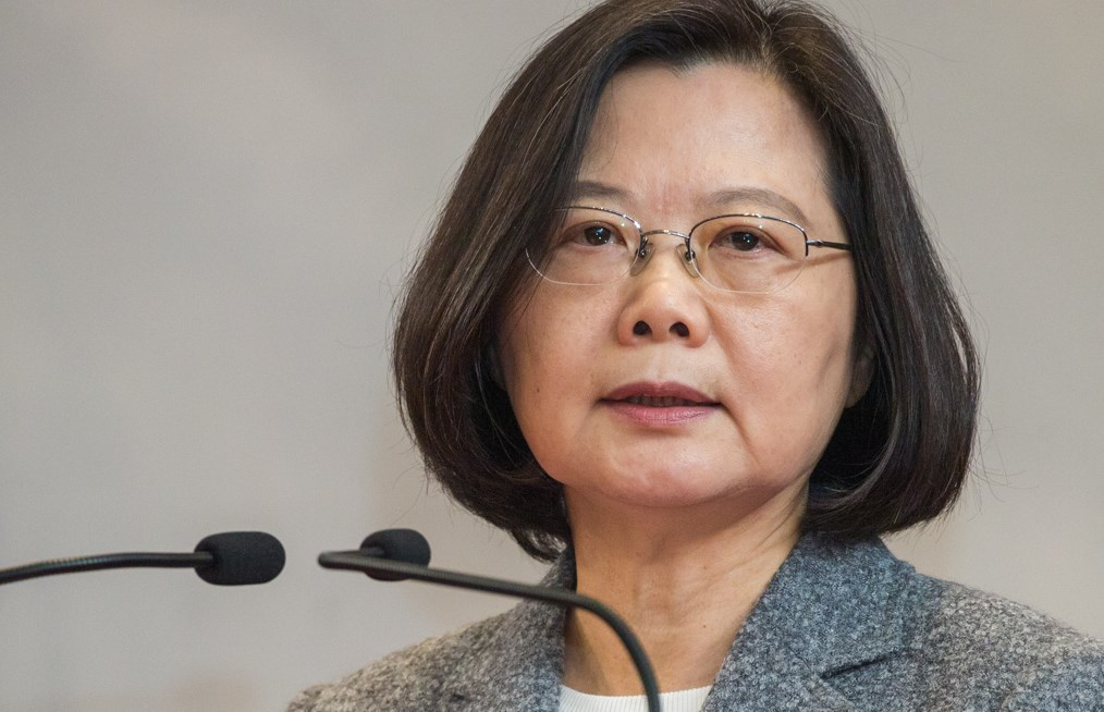 Taiwan leader tours Pacific allies, with Hawaii stopover