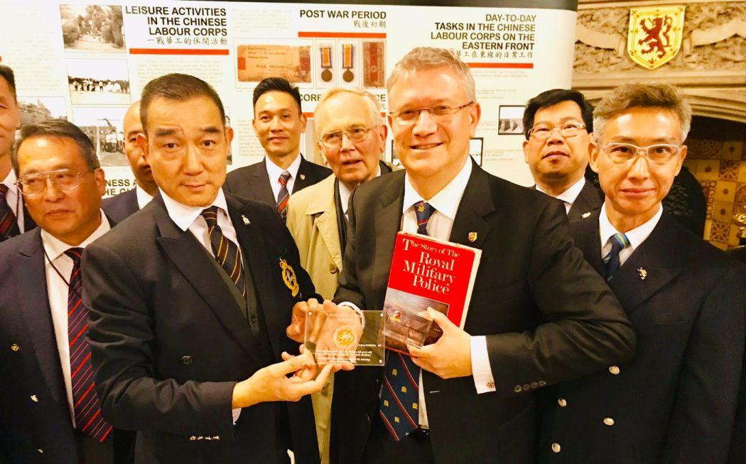 Andrew Rosindell former British-Hong Kong servicemen UK Parliament