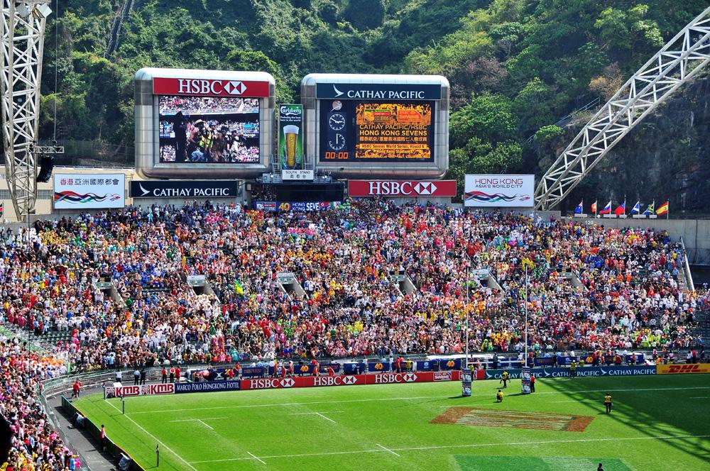 Hong Kong Stadium Rugby