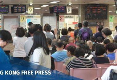 hospital waiting times hong kong
