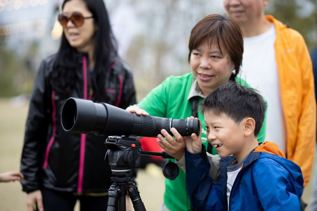 freespace happening 2019 bird watching
