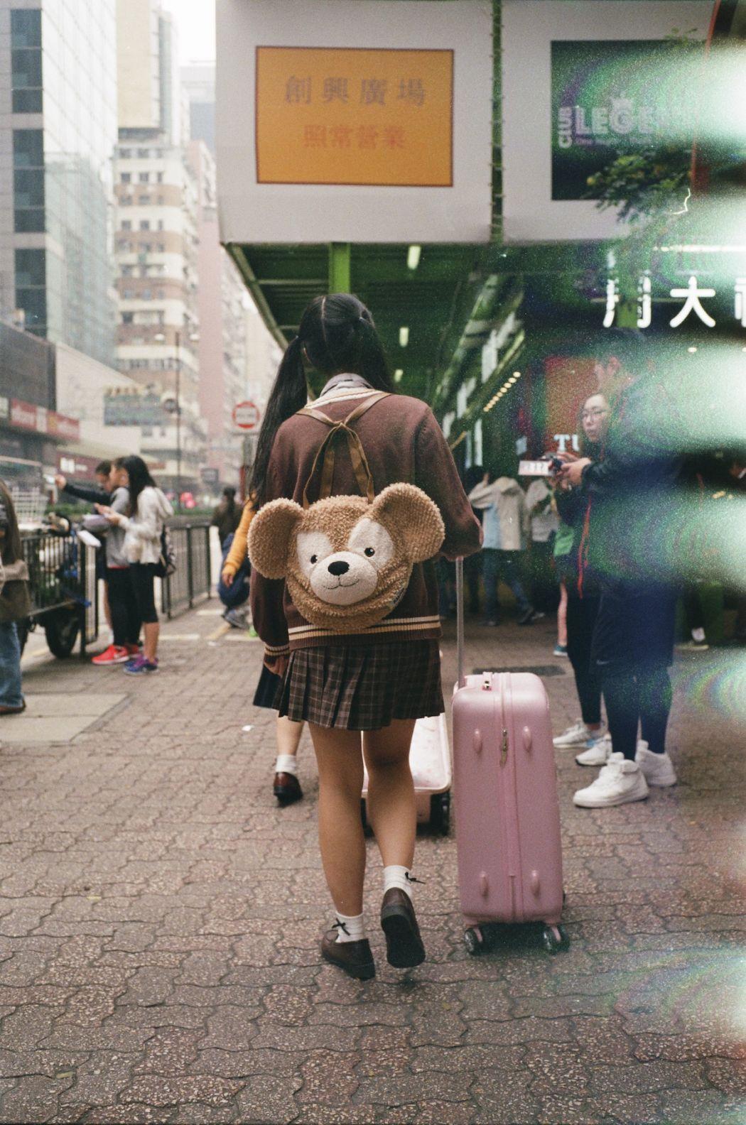 Not Tokyo Gideon De Kock Bamboo Scenes