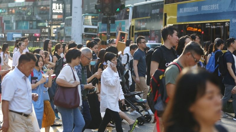 Population Hong Kong
