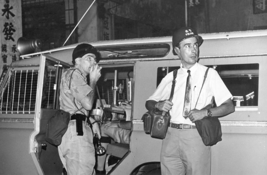 Peter Moss 1967 riots