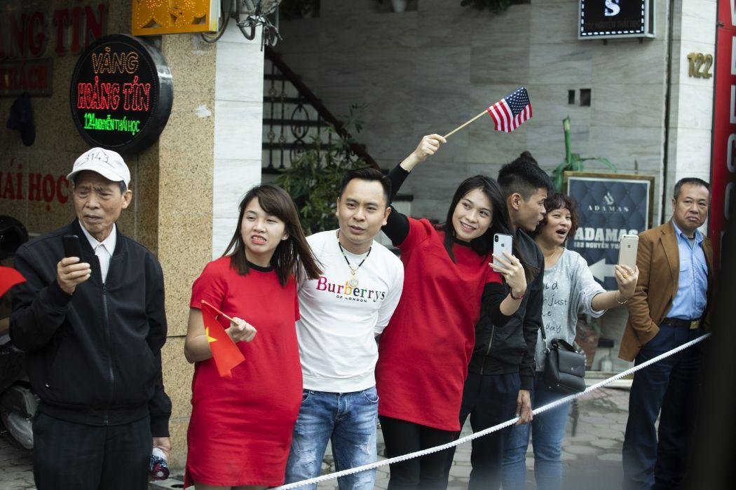 hanoi trump vietnam visit