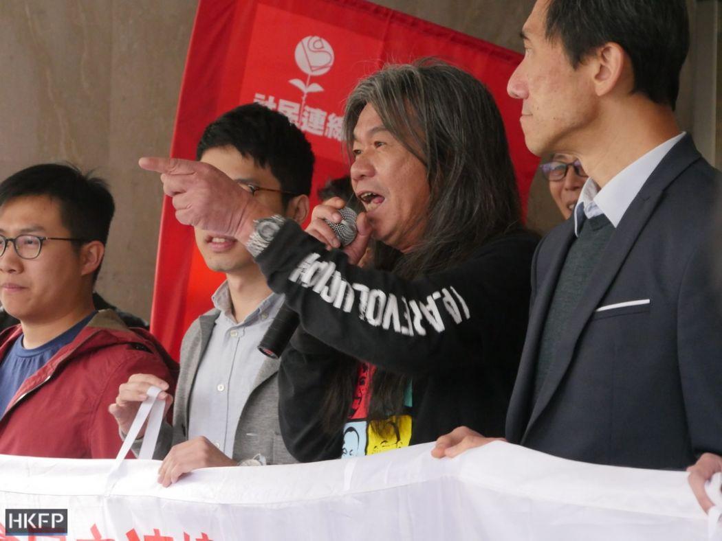 long hair leung kwok hung court