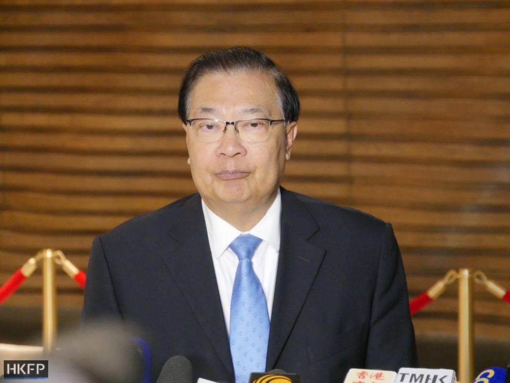 Tam Yiu-chung.