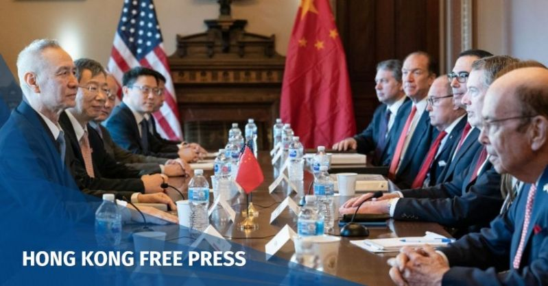 china trade talks us