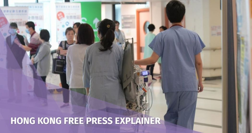 Explainer: Why doctors and nurses say Hong Kong's health