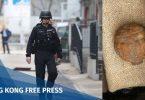 police bomb crisps