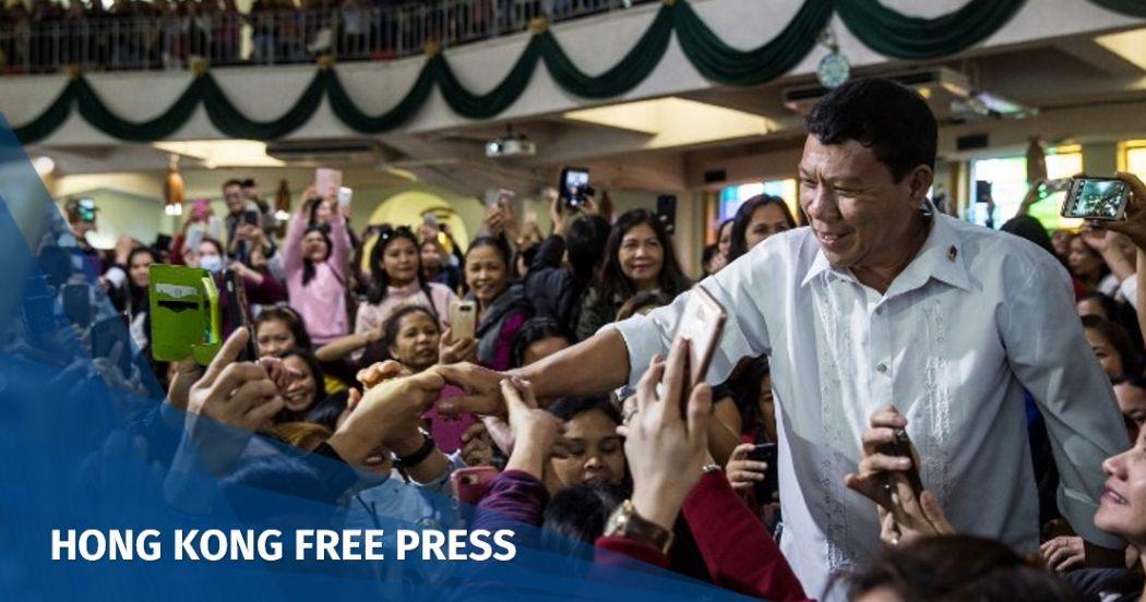 Rodrigo Duterte impersonator