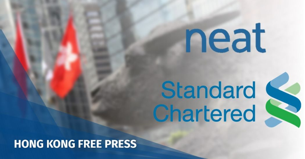 Standard Chartered closes accounts linked to fintech startup Neat as customers left in limbo | Hong Kong Free Press HKFP
