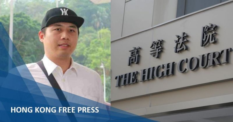 yung wai-ip high court mong kok unrest