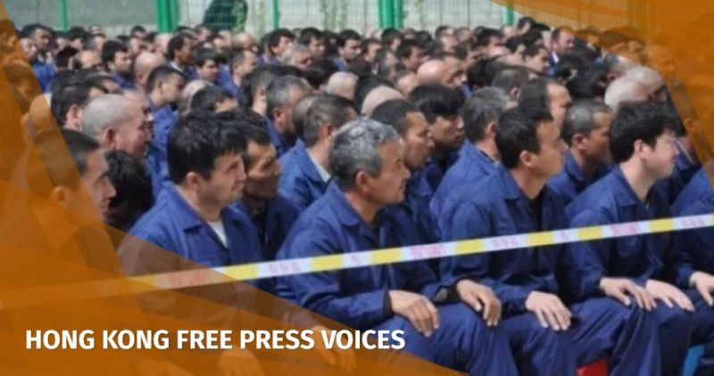 Xinjiang Uyghurs detention