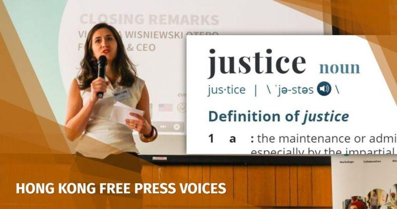 Victoria Wisniewski Otero justice