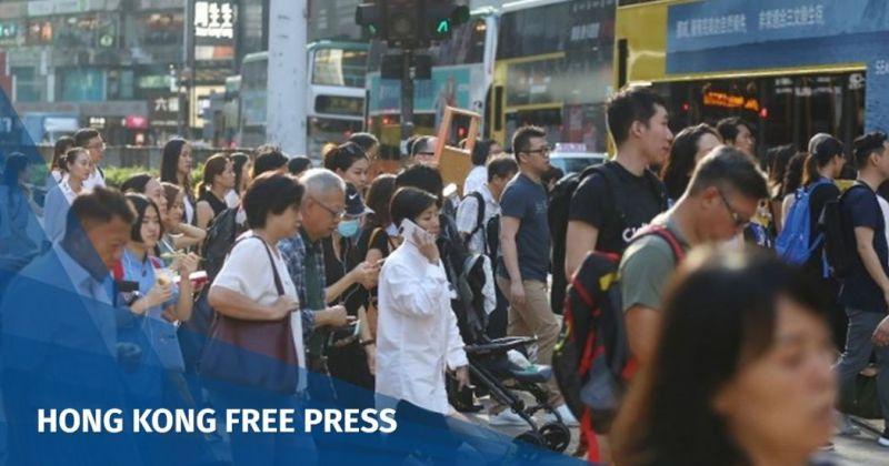 Population Hong Kong
