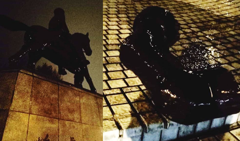 taiwan statue