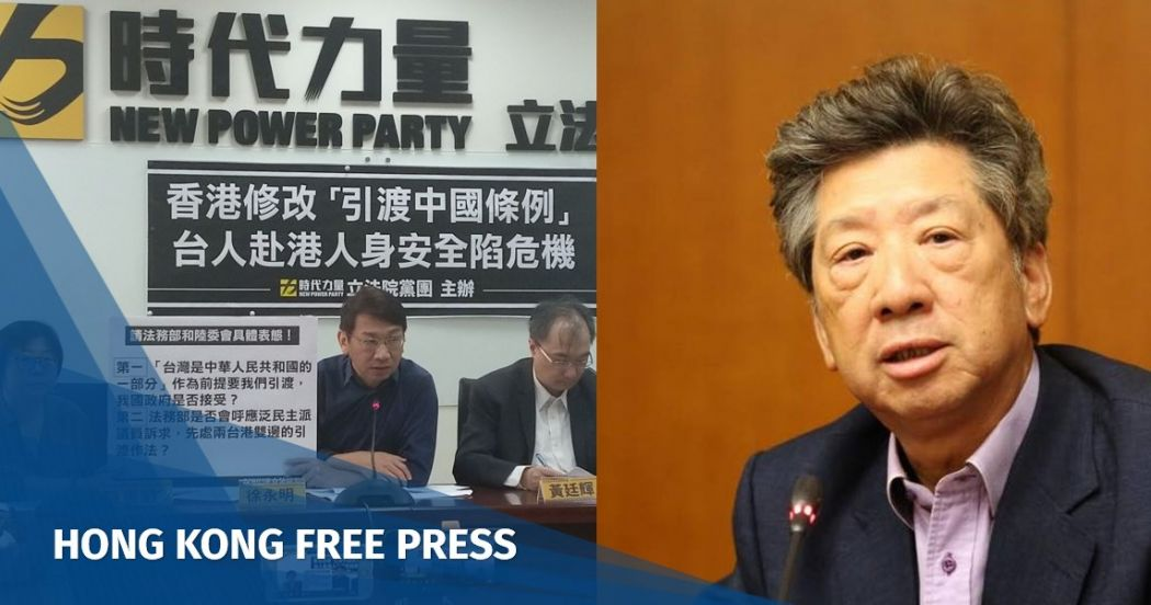 ronny tong new power party