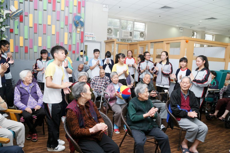 Yan Chai Hospital Fong Yock Yee Neighbourhood Elderly Centre