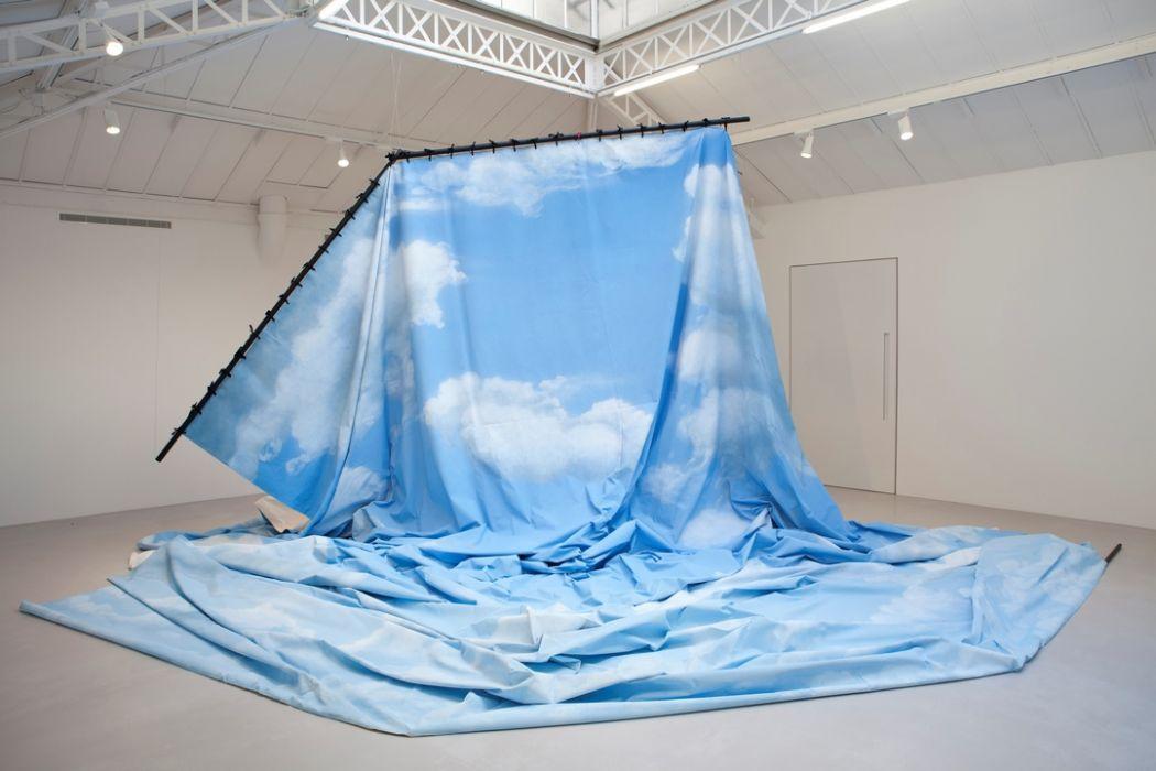 Latifa Echakhch, 'All Around Fades To A Heavy Sound'