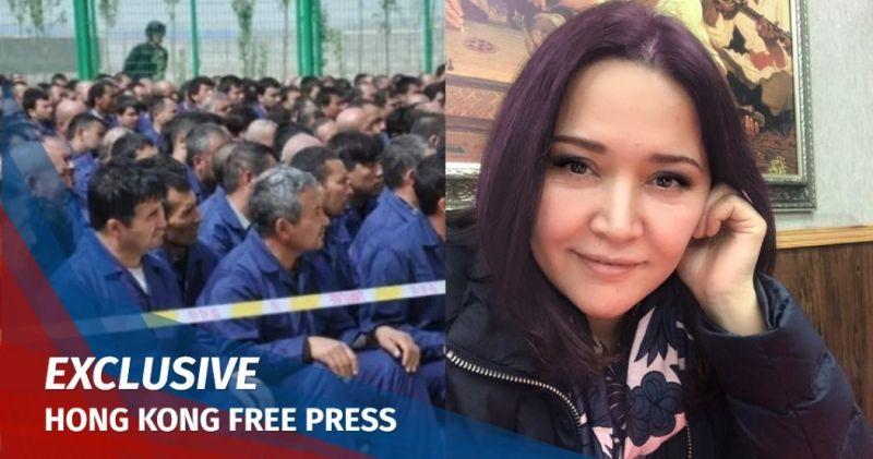 Rukiye Turdush canada uyghur