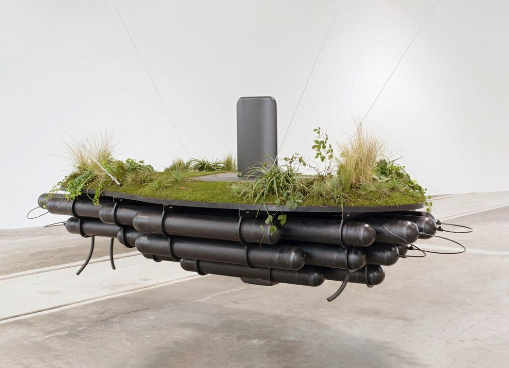 Simon Starling, 'Zum Brunnen'