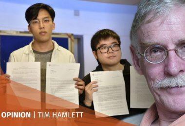 Hong Kong Polytechnic University students punished