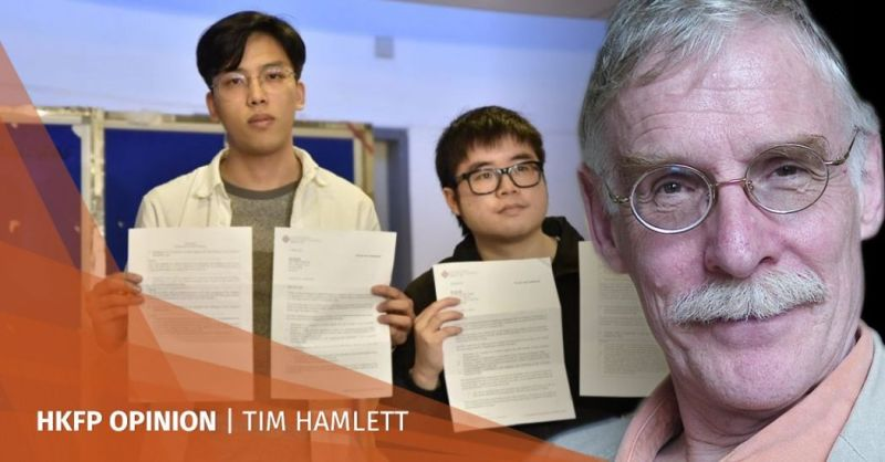 Hong Kong Polytechnic University students punished