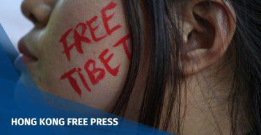 exiled Tibetan activist