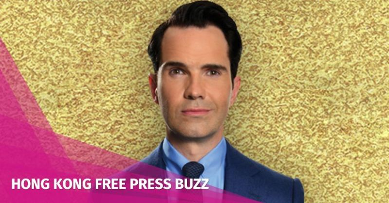 jimmy carr hong kong