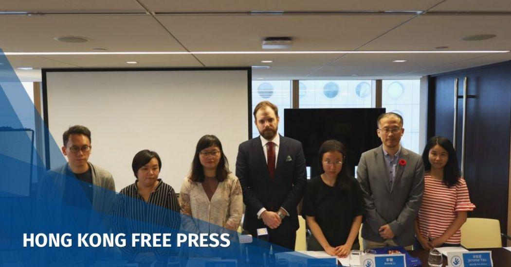 Hong Kong UPR Coalition