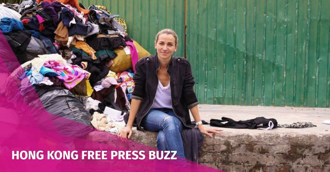 Event: Goodbye fast fashion, hello up-cycled luxury - learn how to be a savy entrepreneur with Christina Dean | Hong Kong Free Press HKFP
