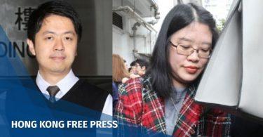 Ted Hui Christina Leung Ngok-sze