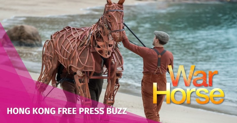 war horse hong kong