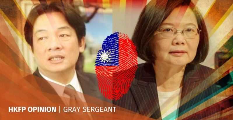 taiwan tsai politics election
