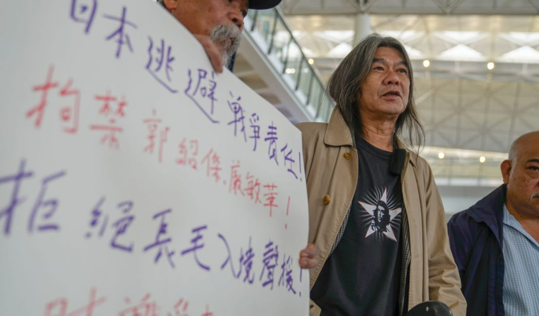 Activist 'Long Hair' Leung Kwok-hung barred from entering Japan to attend trial of Hongkongers