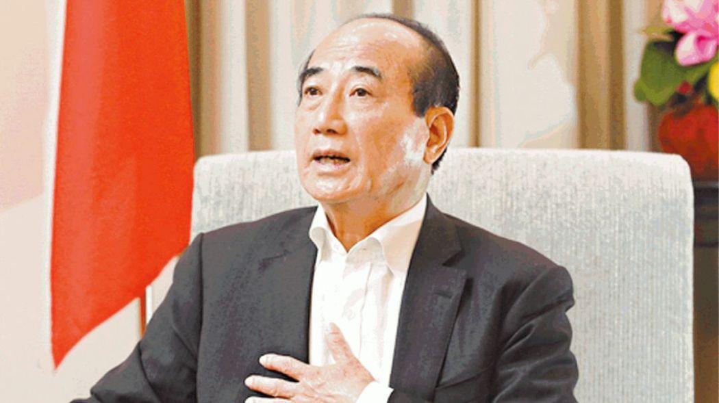 Wang Jin-pyng