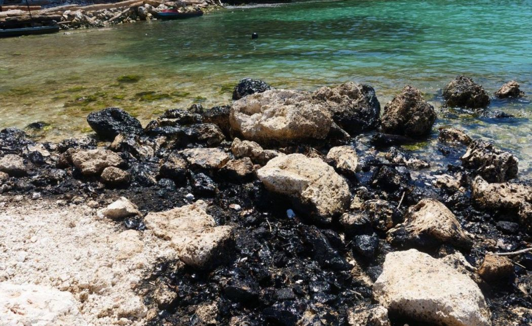 solomon islands oil spill