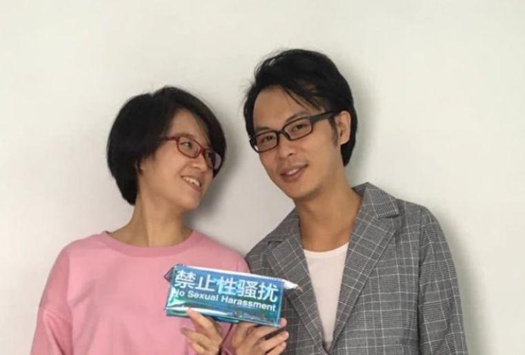 Zheng Churan and Wei Zhili.