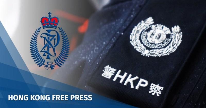 new zealand hong kong police
