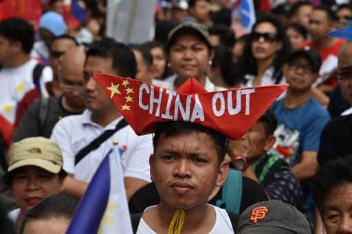 Philippines China