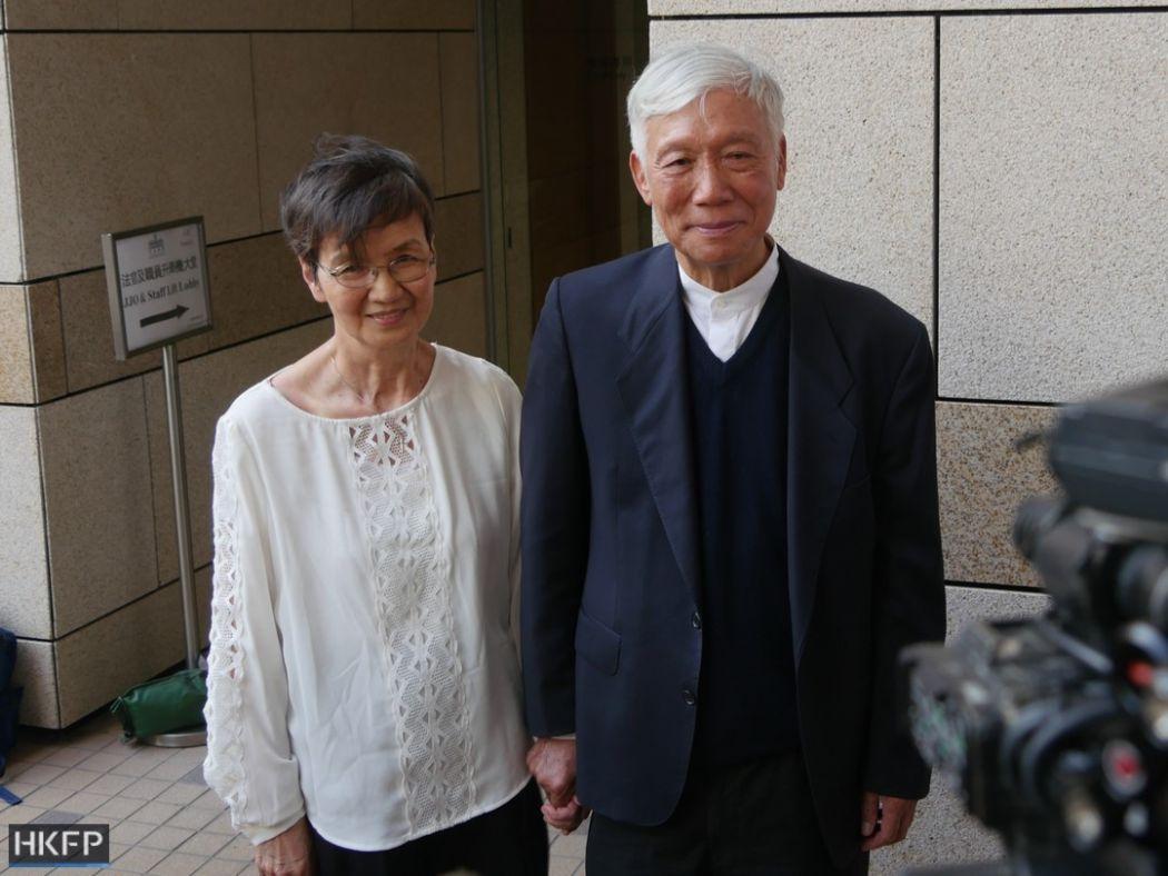 Chu Yiu-ming wife