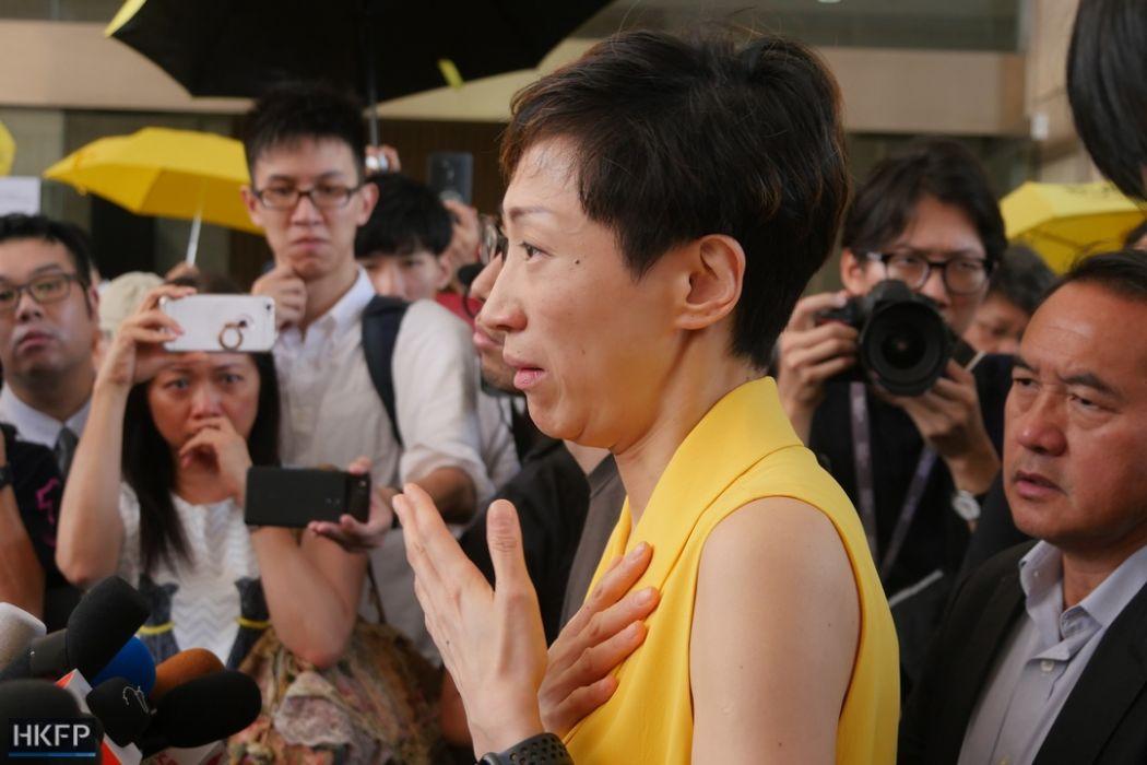 Occupy nine sentencing