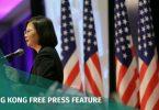 Tsai Ing-wen Taiwan United States