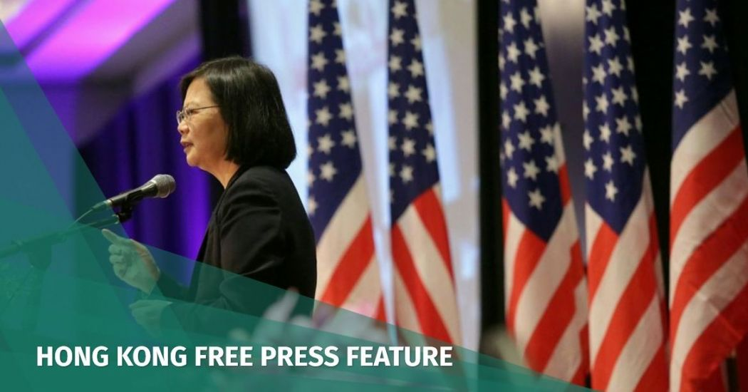 Why a new law on Taiwan officials visiting the US marks a victory for a long-running lobby group | Hong Kong Free Press HKFP